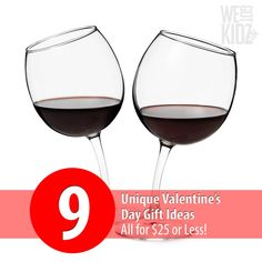 9 Unique Valentine's Day Gift Ideas – All for $25 or Less!