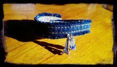 Bracelet Jeans https://www.facebook.com/denimbijoux/
