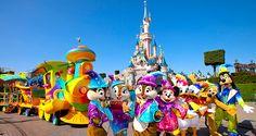 Disneyland Paris, Fransa