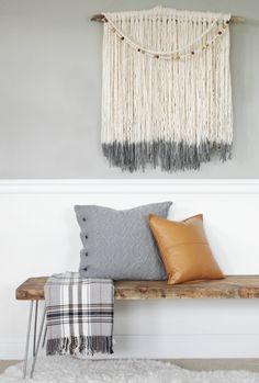 Realizzare una panchina col fai da te per la casa! 20 esempi per ispirarvi...