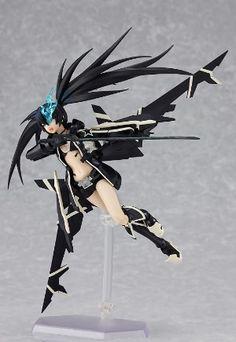 Black Rock Shooter Figure