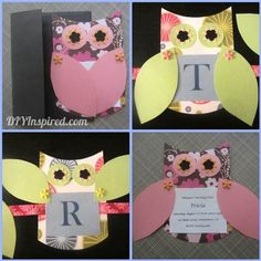 baby shower owl decorations - Bing Images