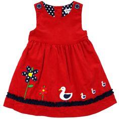 Korango Cotton Mother Duck Dress