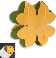 Silhouette Online Store: 3d shamrock card by SnapDragon Snippets