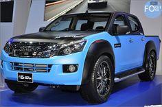 2012 Bangkok Motor Show 4x4, Isuzu D Max, Pickup Trucks, Bangkok, Cars And Motorcycles, Offroad, Nissan, Classic Cars, Aircraft