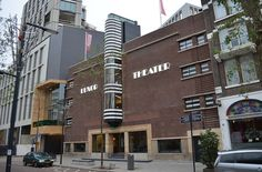 Oude Luxor theater Rotterdam na verbouwing in 2014 / after renovation in 2014: back to the old days