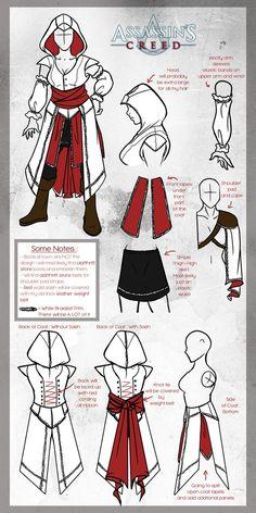 311733605429671220 Assassins Creed Cosplay [ Update ] by Arofexdracona on deviantART