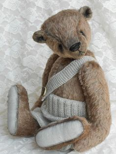 Künstlerbär  Gregory  von den Urbi-Bären