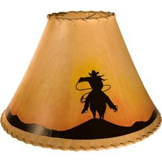 Western Lamp Shades For Table Lamps.