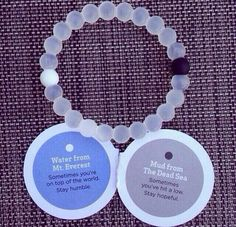 So excited!! I've been wanting to get this bracelet for some time now and I finally got around to ordering one today! Check out http://mylokai.com/ Beautiful origin story, with a bonus authenticity page for detailed descriptions of the meaning behind the beads. Life is about balance...Sometimes you've hit a low. Stay Hopeful. Sometimes you're on top. Stay Humble. This is a product with a message I can truly get behind. Can't wait for this to arrive! #livelokai