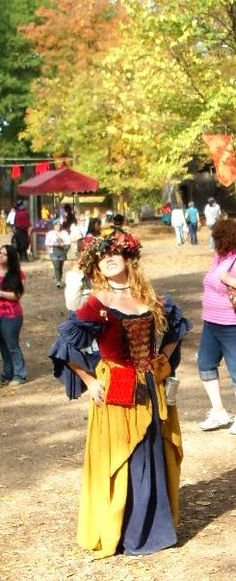 Kansas City Renaissance Festival in nearby Bonner Springs, Ks