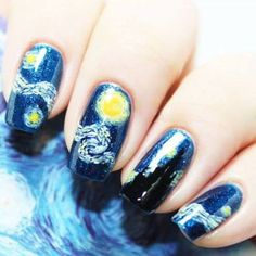 cool easy nail art ideas 2017 - style you 7