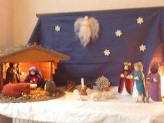 Kerstmis en drie koningen Waldorf