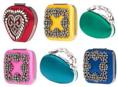 Manolo Blahnik Reveals Breathtaking Evening Handbag Collection (Yup, His First Ever)?See the Dazzling Clutches! | E! Online Mobile