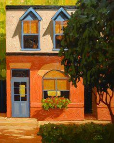 Adam Noonan, Plein Air Painter, Artists in Canada, Artists in Victoria BC
