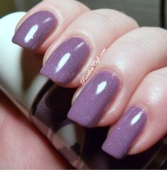 The Nail Junkie Grape Jelly Shimmer and Watermelon Jelly Shimmer | Pointless Cafe