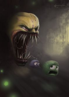 Pacman...?!?!?