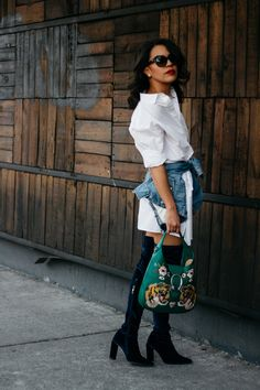 High On Fashion by Gina Ortega   #MBFWMx Third Day