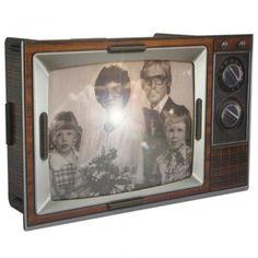 """Werkhaus Shop - Lampe """"Fernseher"""" - braun"""