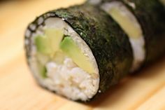 The one thing Bill and I really miss with eating a grain-free diet is sushi. We are both big lovers of sushi, and actually we went out for sushi for our first date. For months I have been wanting to create a grain-free sushi roll. I was having some trouble trying to come up with the ingredients f...