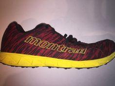 Women's Montrail Gryptonite Breathable Hiking Trail Shoes Size US 10 Bin 15 #Montrail #HikingTrail