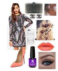 """""""Untitled #39"""" by agusmachado16 ❤ liked on Polyvore featuring ASOS, Christian Louboutin, Judith Leiber, Casetify, Red Carpet Manicure, women's clothing, women's fashion, women, female and woman"""