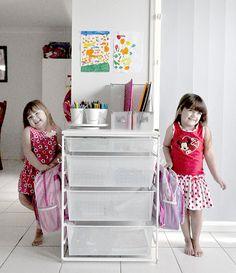 The Organised Housewife Homework Nook 3