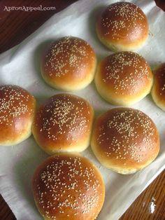 Apron Appeal: Burger Buns