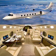 Gulfstream GIV 14 Passengers