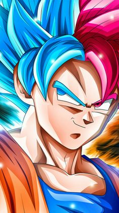 Goku ssj légendaire divine niveau ultime divine