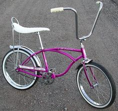 1966 - Schwinn-Deluxe-Stingray Bike