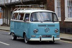 1972 Volkswagen Campervan