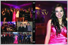 Leslie de Luna *Portada DVD