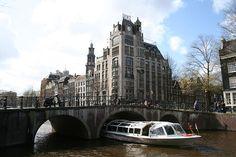 Amsterdamse Keizersgracht.