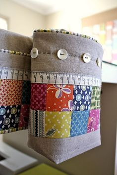 'Hope Valley' thread catcher by Bloom and Blossom, via Flickr
