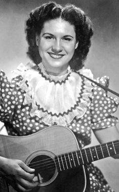Kitty Wells August 30, 1919 – July 16, 2012    The Queen of Country Music died at the age of 92 after suffering complications from a stroke. As the first successful female country star, Kitty's accomplishments include an induction into the Country Music Hall of Fame in 1976 and the Grammy Lifetime Achievement Award as the third country music artist (and eighth woman) so honored.