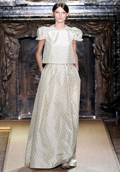 Valentino Spring 2012 Couture - Review - Fashion Week - Runway, Fashion Shows and Collections - Vogue