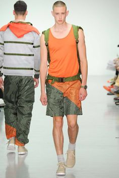 Christopher Raeburn Spring/Summer 2015 Collection