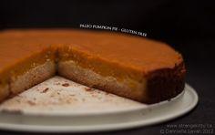 Paleo Pumpkin Pie - Gluten free!