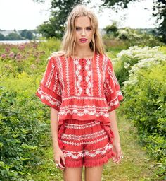 Festival Fashion Trend: Embroidery