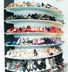 Lori Levine's closet. Yup, basically Cher Horowitz's closet from Clueless IRL. http://www.thecoveteur.com/lori_levine