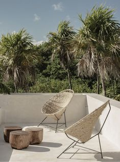 Holiday home of the week: a tropical jungle hideaway in Tulum, Mexico Outdoor Rooms, Indoor Outdoor, Outdoor Living, Outdoor Decor, Outdoor Pergola, Patio Interior, Interior And Exterior, Interior Modern, Interior Design