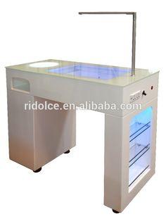Source Manicure station Nail Technicians Salon Manicure Table TKN-125L on m.alibaba.com