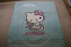 Hello Kitty Angel 1 machine embroidery design