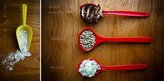 Pierogi z mąki pełnoziarnistej z soczewicą i grzybami / Wholegrain flour dumplings with lentils and wild mushrooms