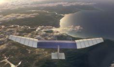 Facebook crea laboratorio para construir drones y satélites para repartirInternet