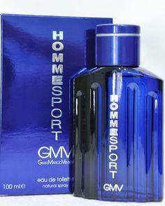 GMV Homme Sport 100ml edt - парфюмерия Gian Marco Venturi #GianMarcoVenturi #parfum #perfume #parfuminRussia #vasharomatru