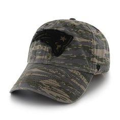 b85b5aa2282a8  47 Brand Jungle Cat Cap-Camo New England Patriots Merchandise
