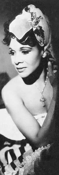 KATHERINE DUNHAM (1909 – 2006) was an American dancer, choreographer, author, educator, and social activist.