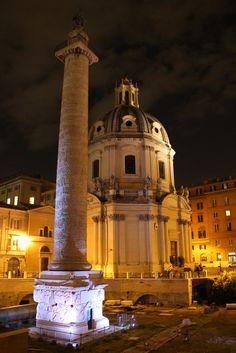 Trajan's Column | by Toni Kaarttinen